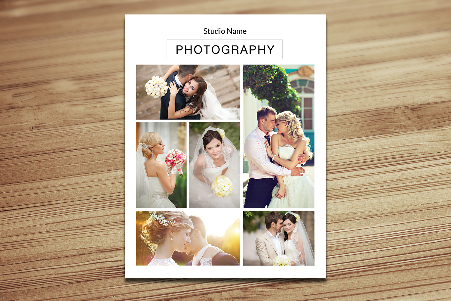 Photography Price List example image 2