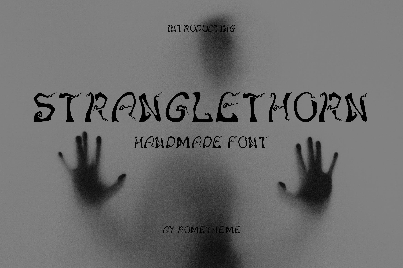 Stranglethorn example image 3