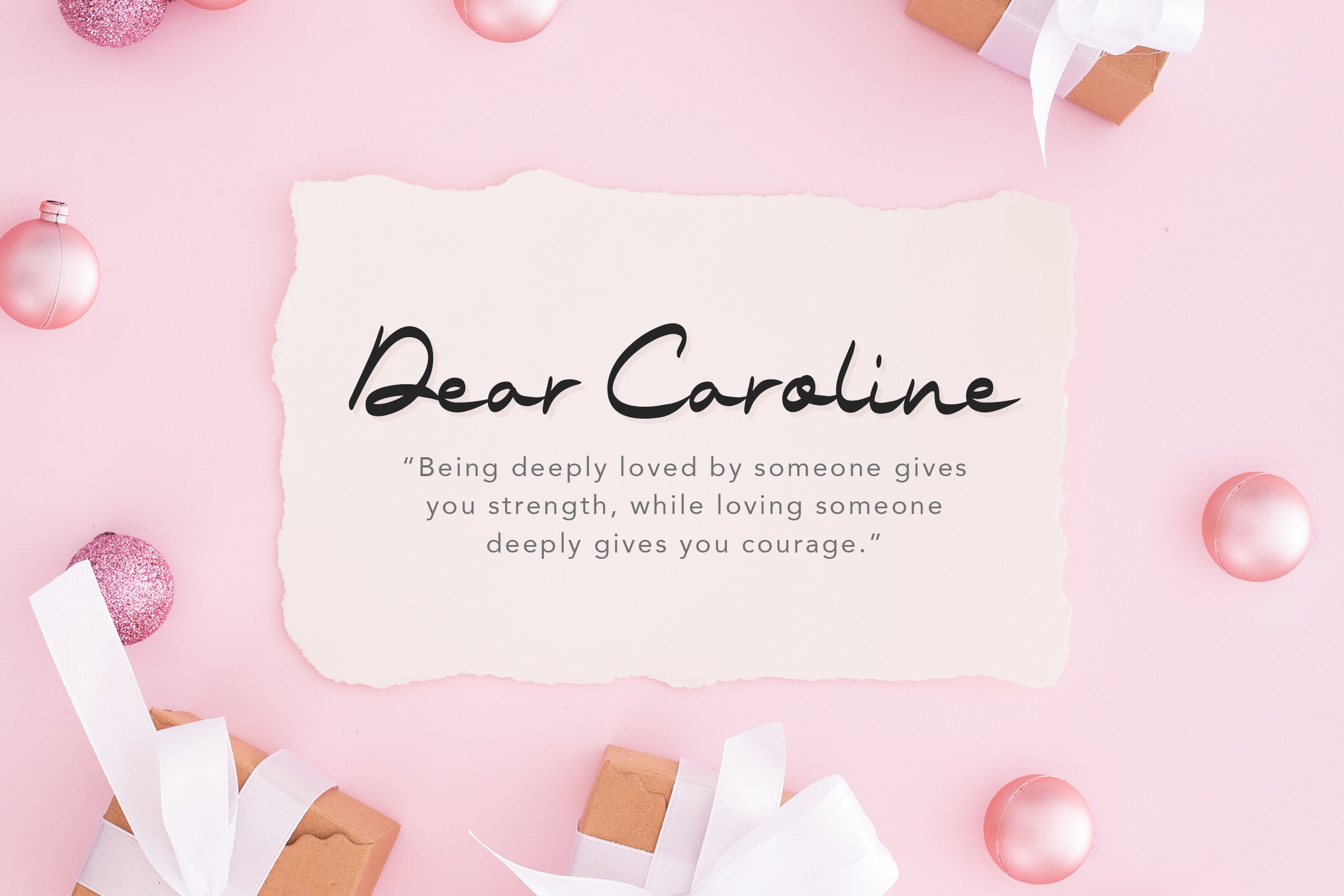 Femme Beauty Display Font example image 2