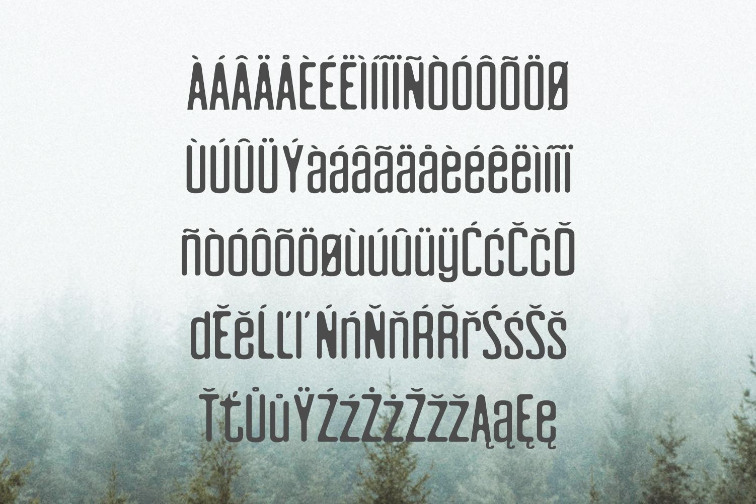 Clarra Sans Serif Font Family example image 4