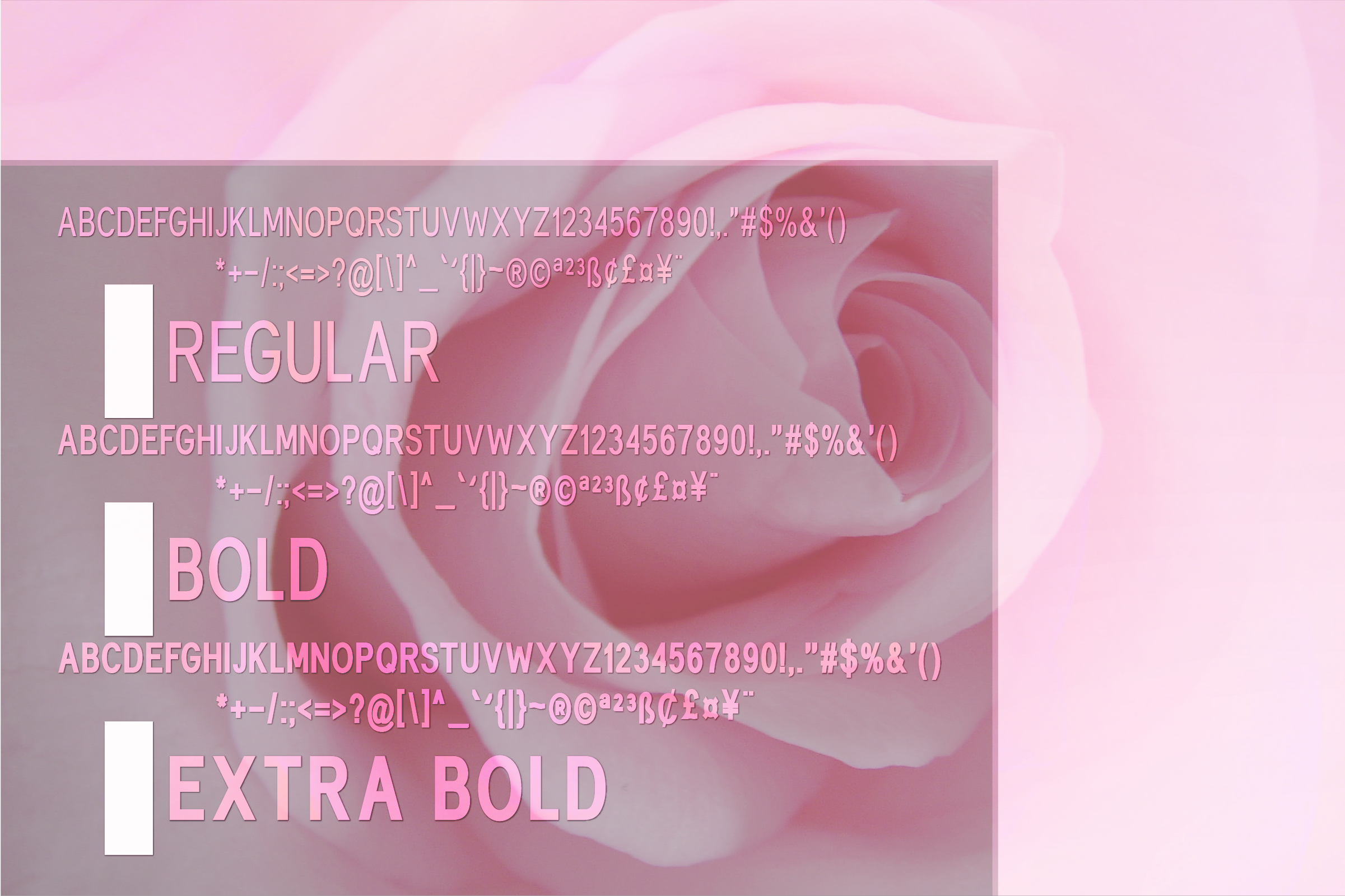 Fonthana l 3 Style Classy Font example image 3