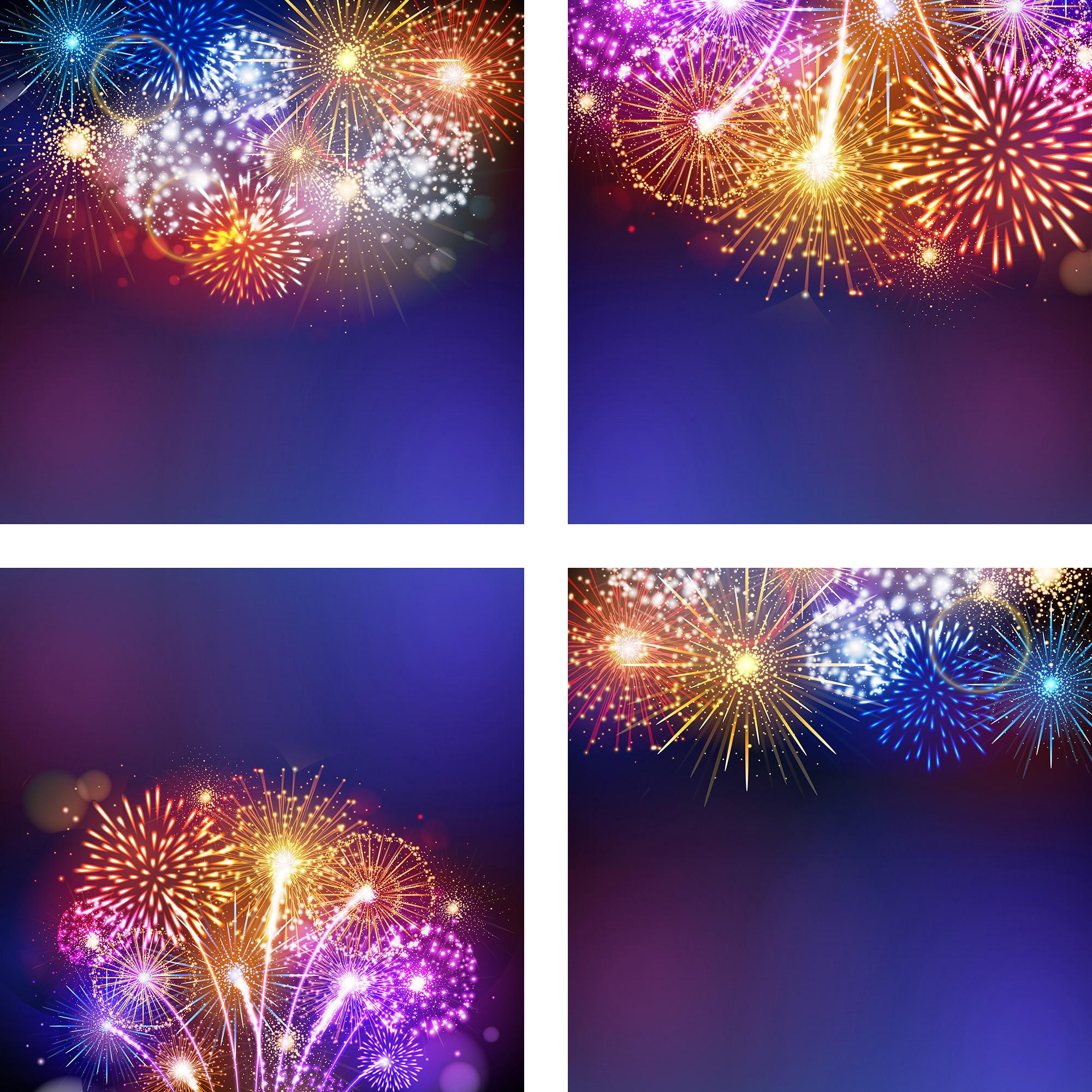 Fireworks Digital Paper example image 4