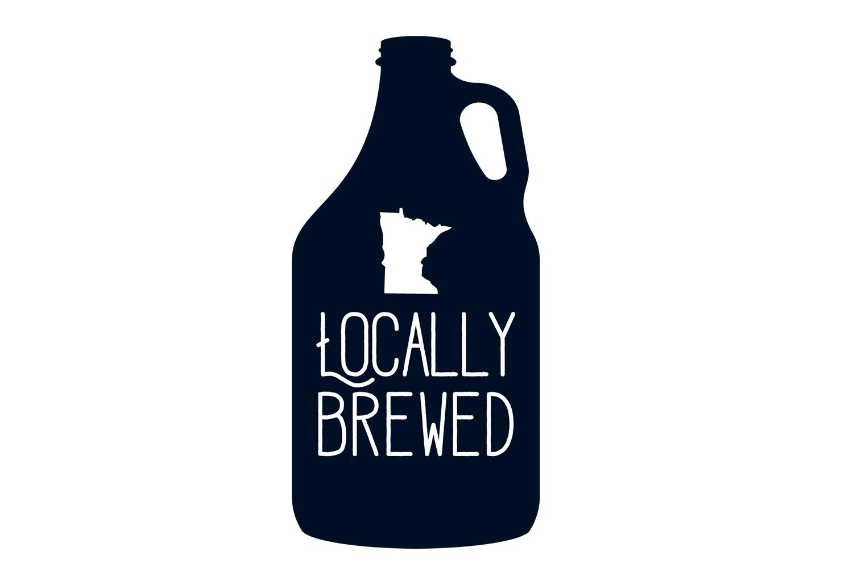 Brewed Locally Minnesota example image 2