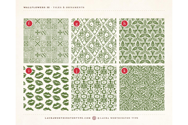 Wallflowers III example image 18