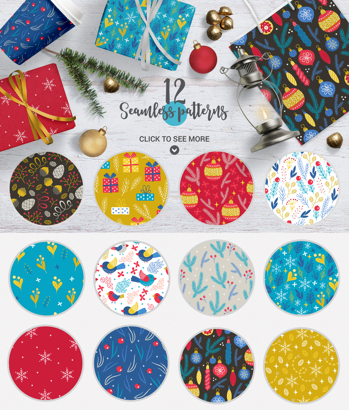 Christmas Kit #5 example image 7