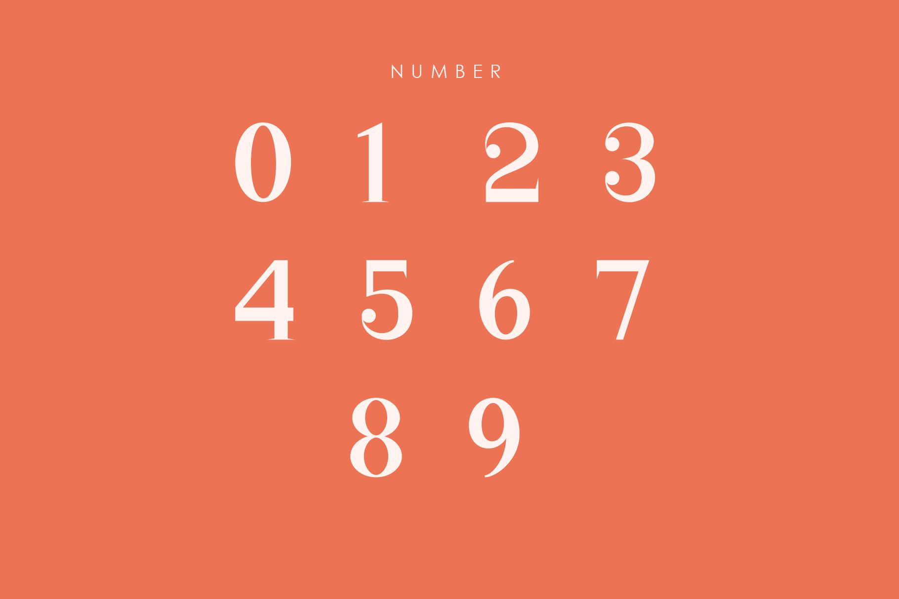 Atlane Casual Serif Font example image 8