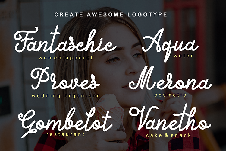 Awesome Crafting Font Bundle example image 5