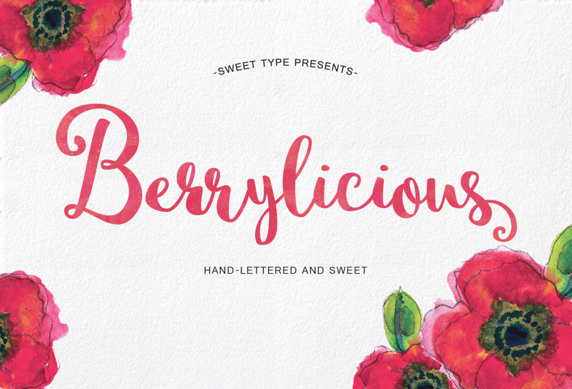 Berrylicious example image 1