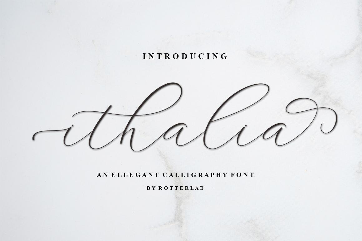 ithalia script example image 8