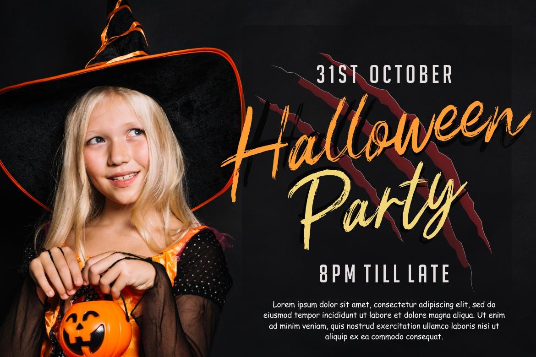 Kreature Halloween Horror example image 2
