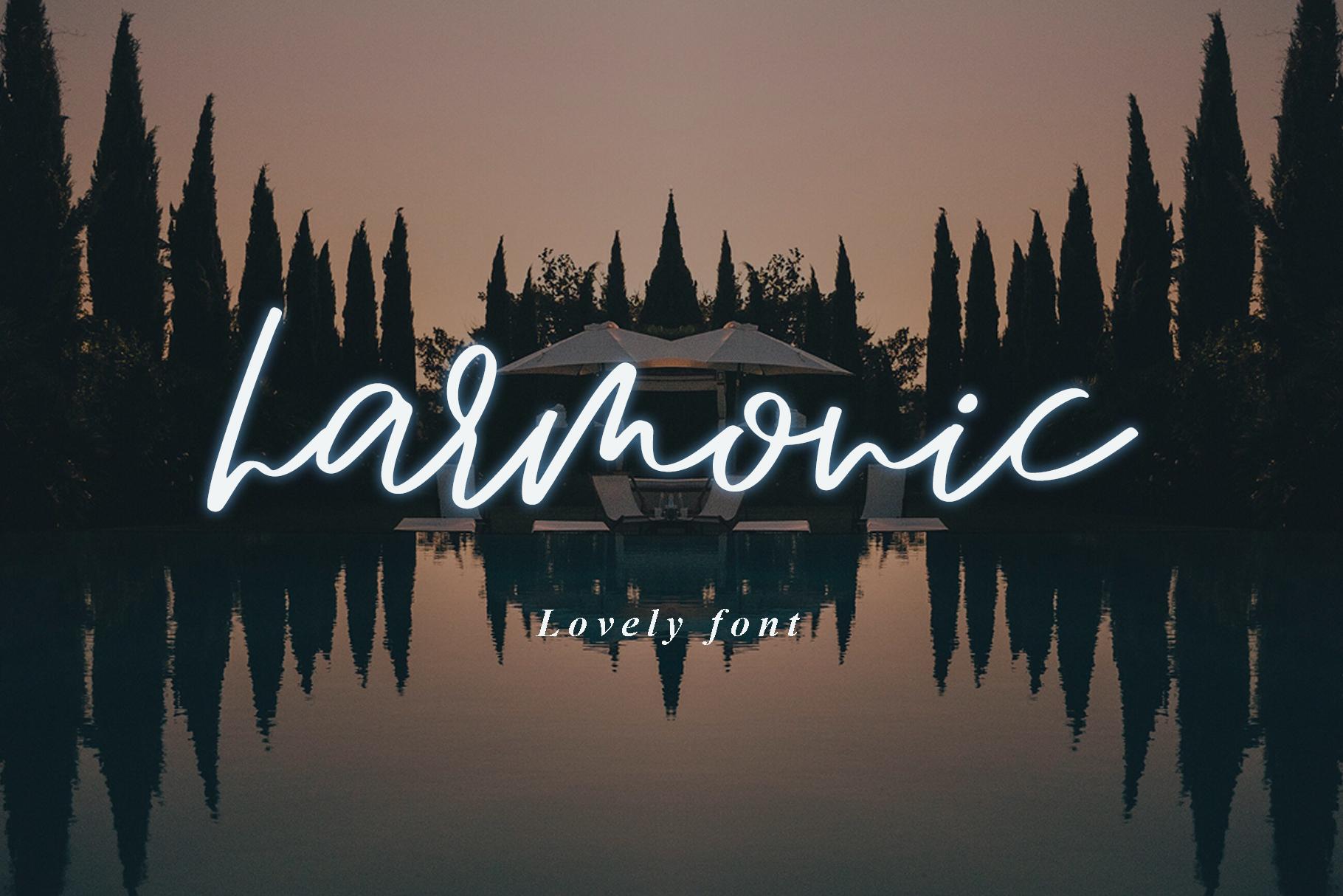 Harmonic example image 1