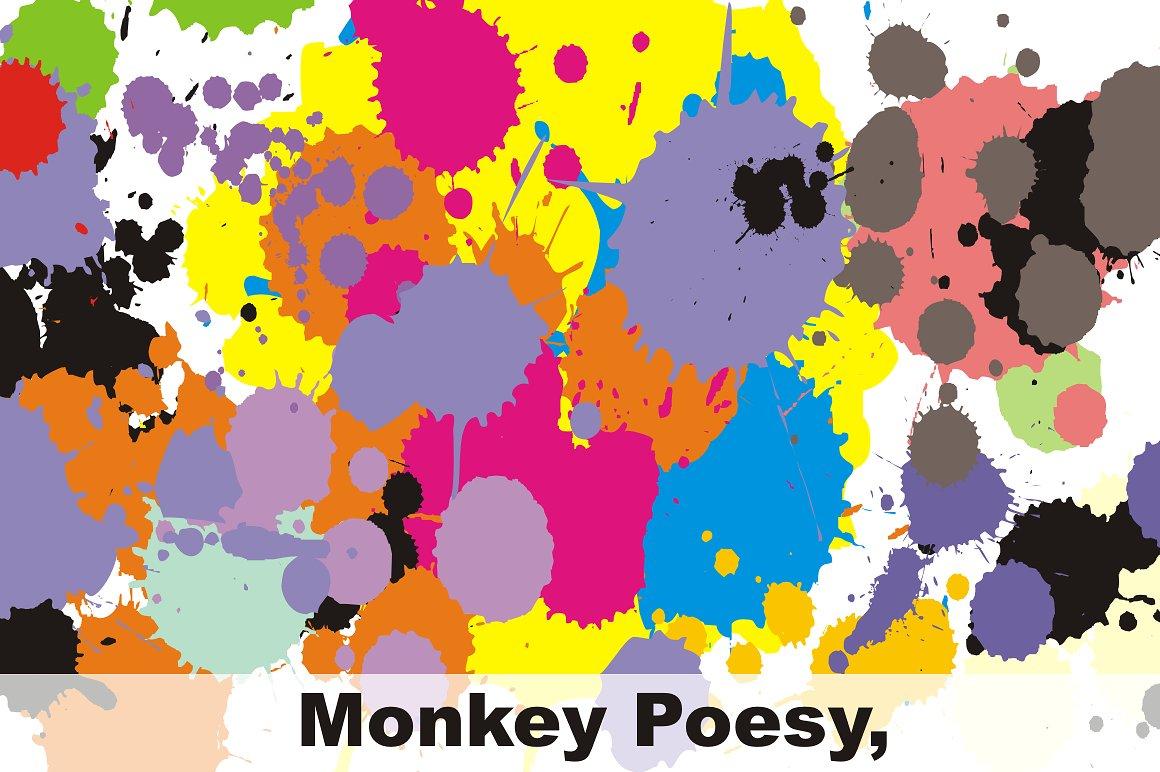 Monkey Poesy example image 1