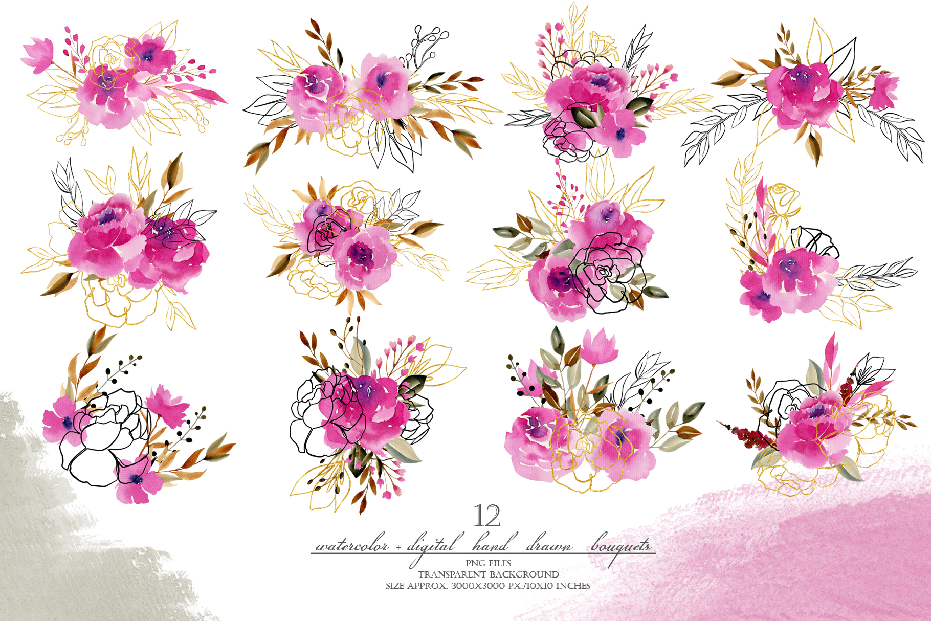 Crimson and Gold collection example image 7
