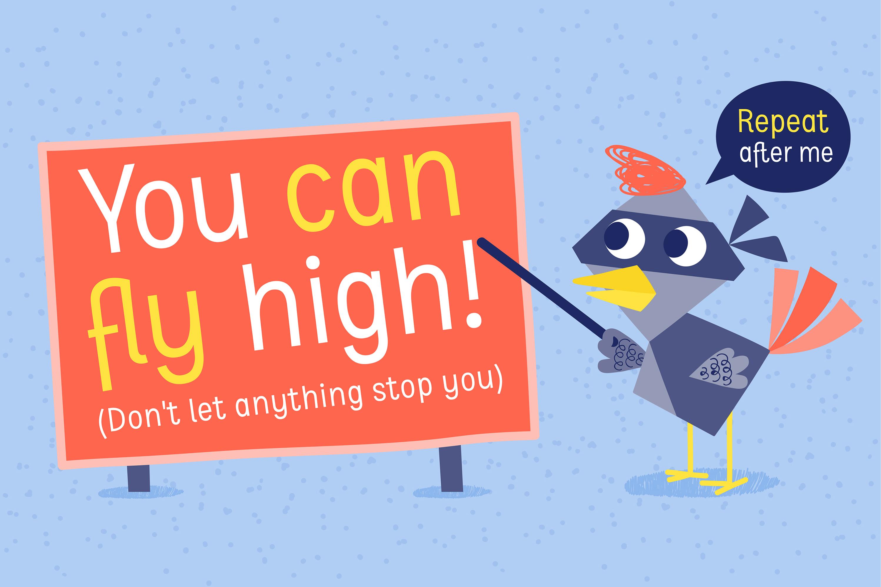 The Thief Bird example image 6