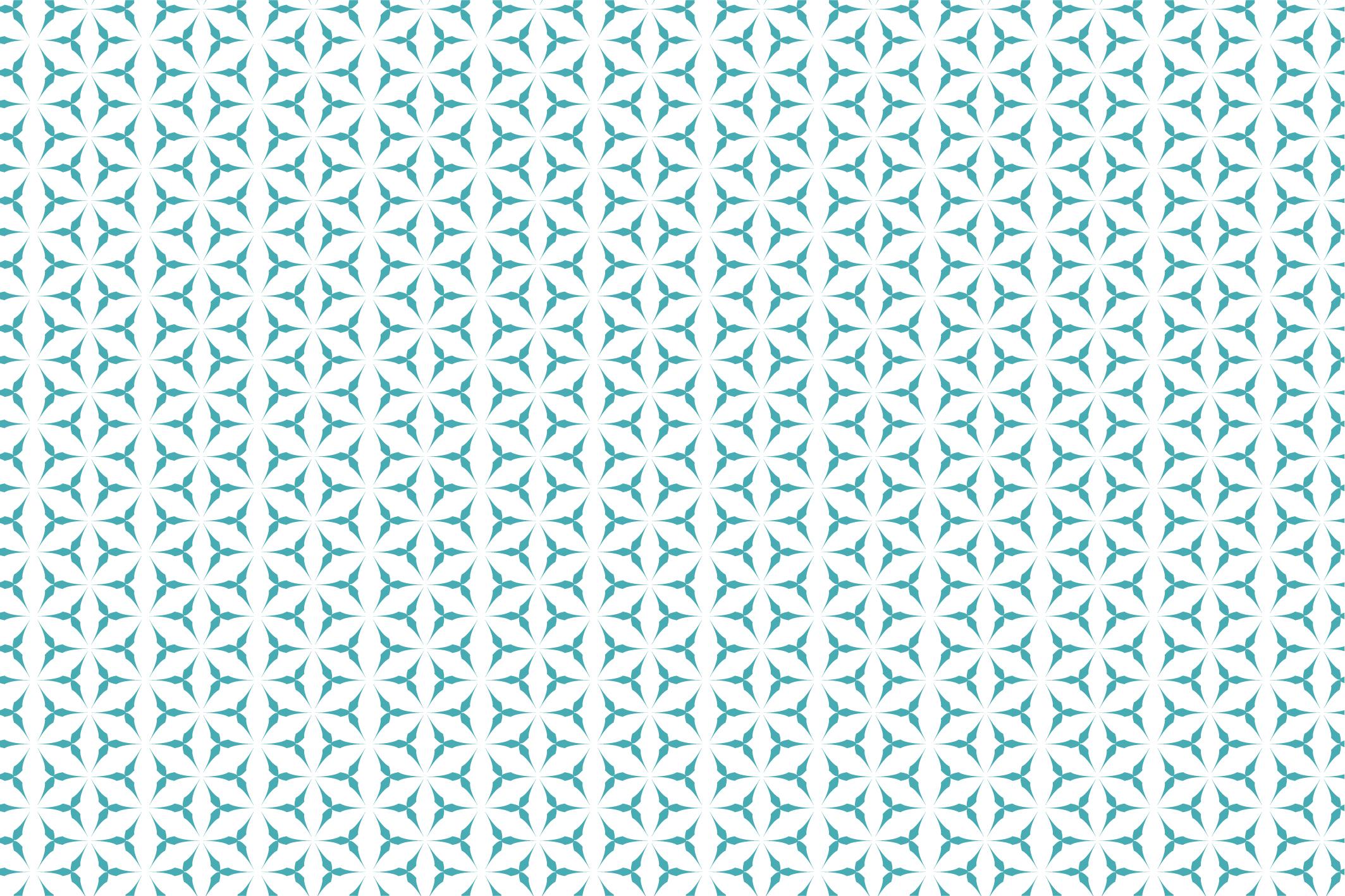 Modern geometric seamless patterns. example image 9