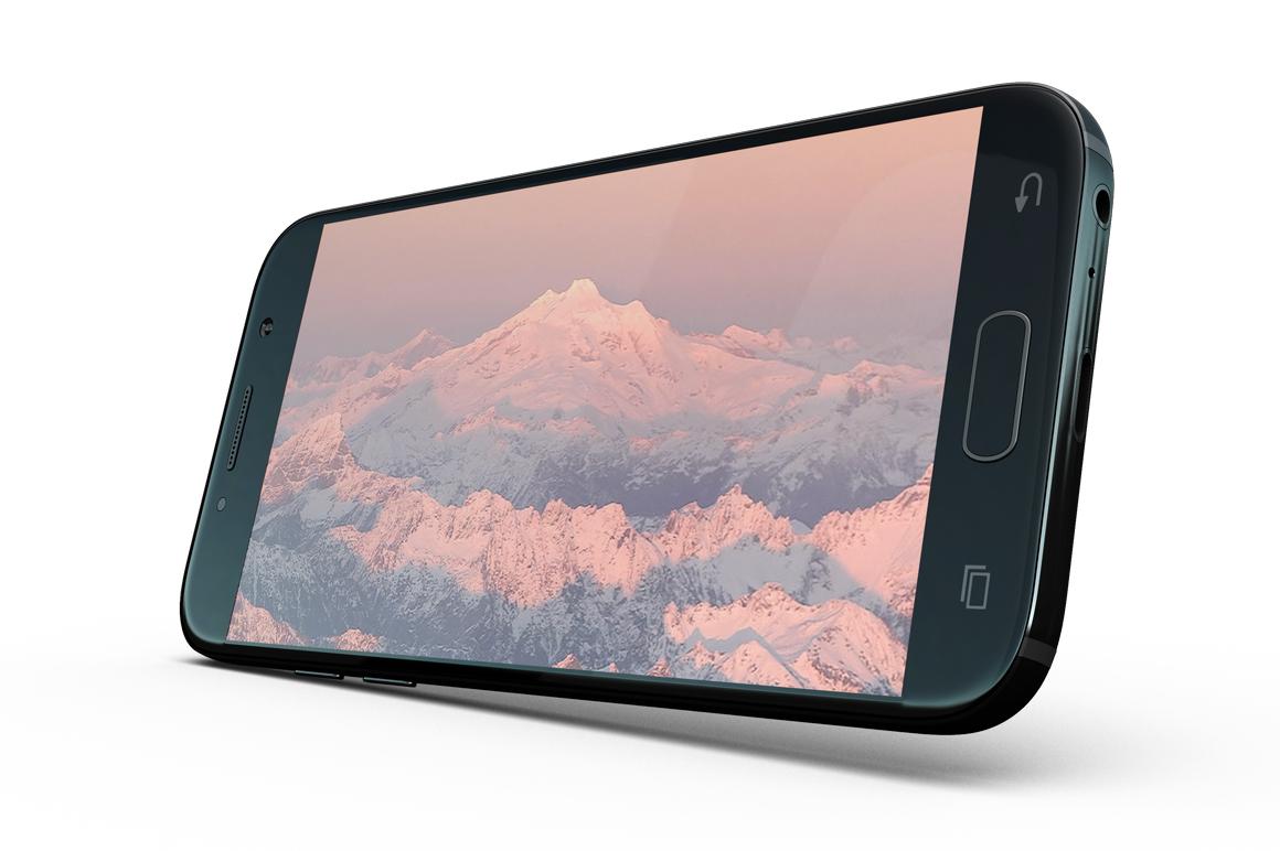 Samsung Galaxy A5 Mockup example image 17