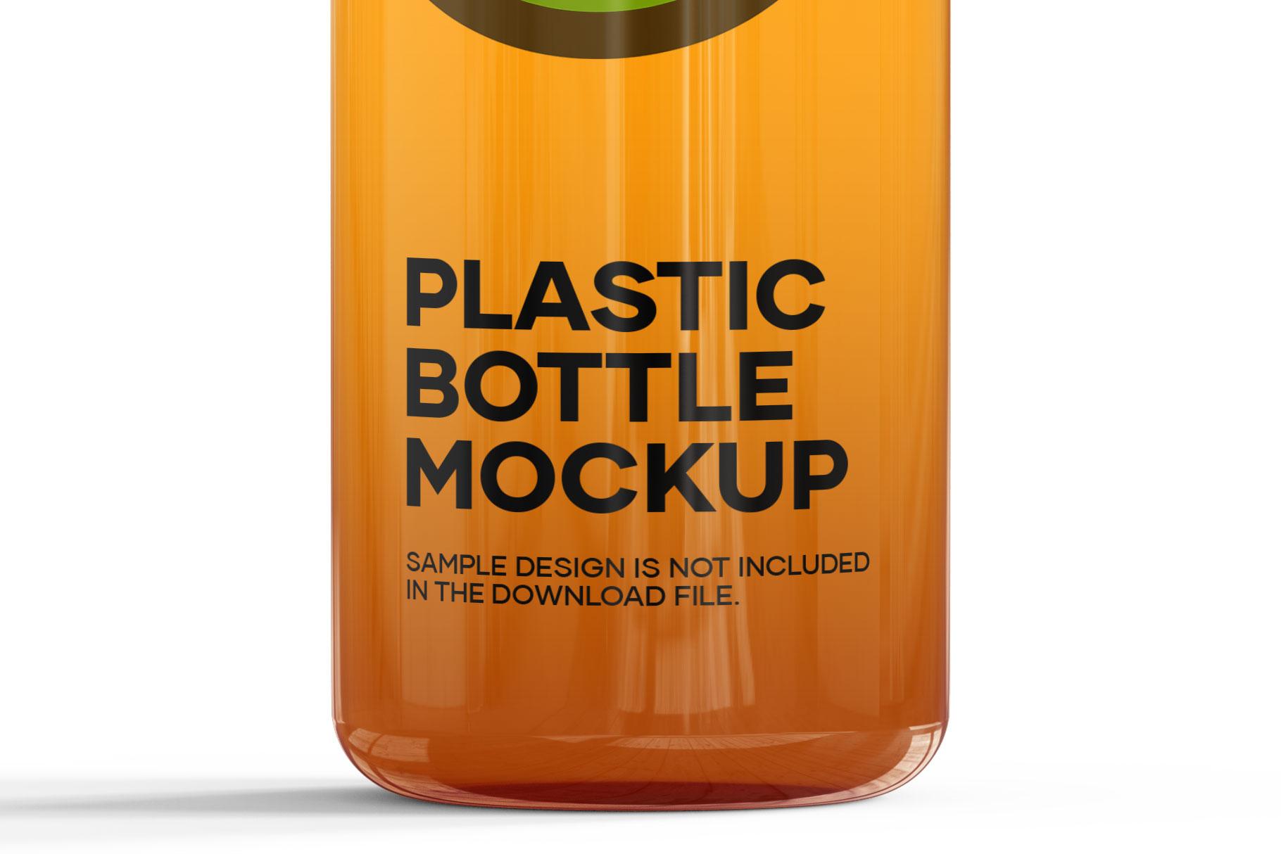 0,5L Iced Tea Bottle Mockup example image 7
