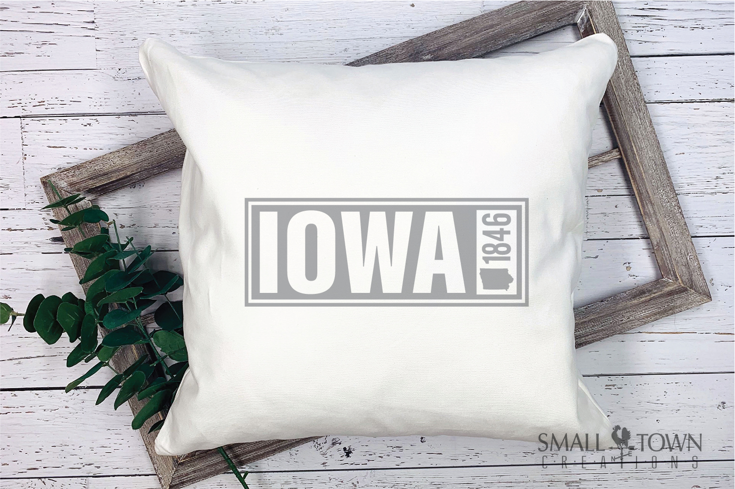 Iowa, State, Fields of Opportunity, PRINT, CUT & DESIGN example image 9
