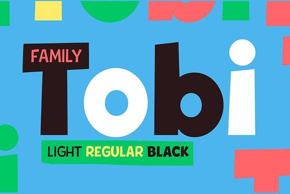 Tobi Family example image 1