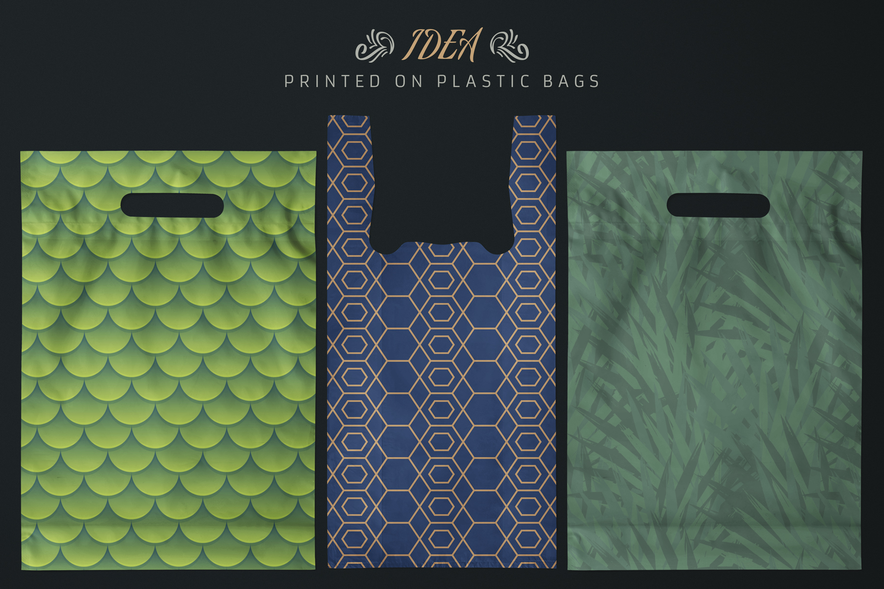 100 Seamless Patterns Vol.1 example image 19
