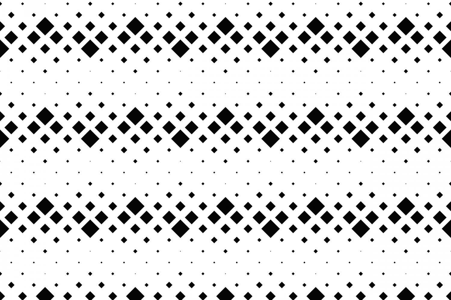 24 Seamless Square Patterns example image 5
