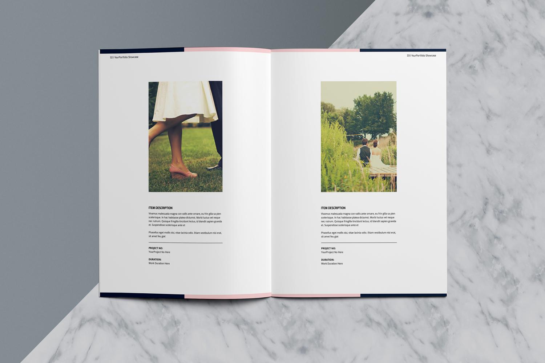 Designer Portfolio-48 Pages example image 19