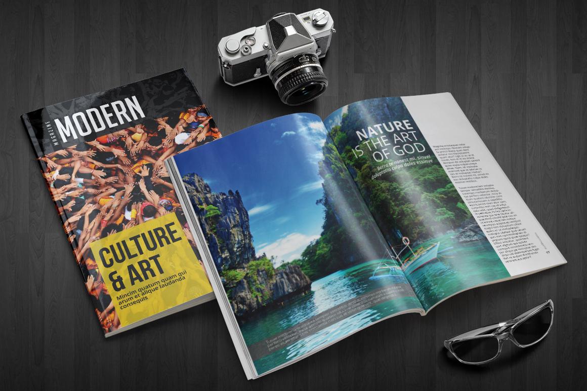 Modern Magazine example image 3