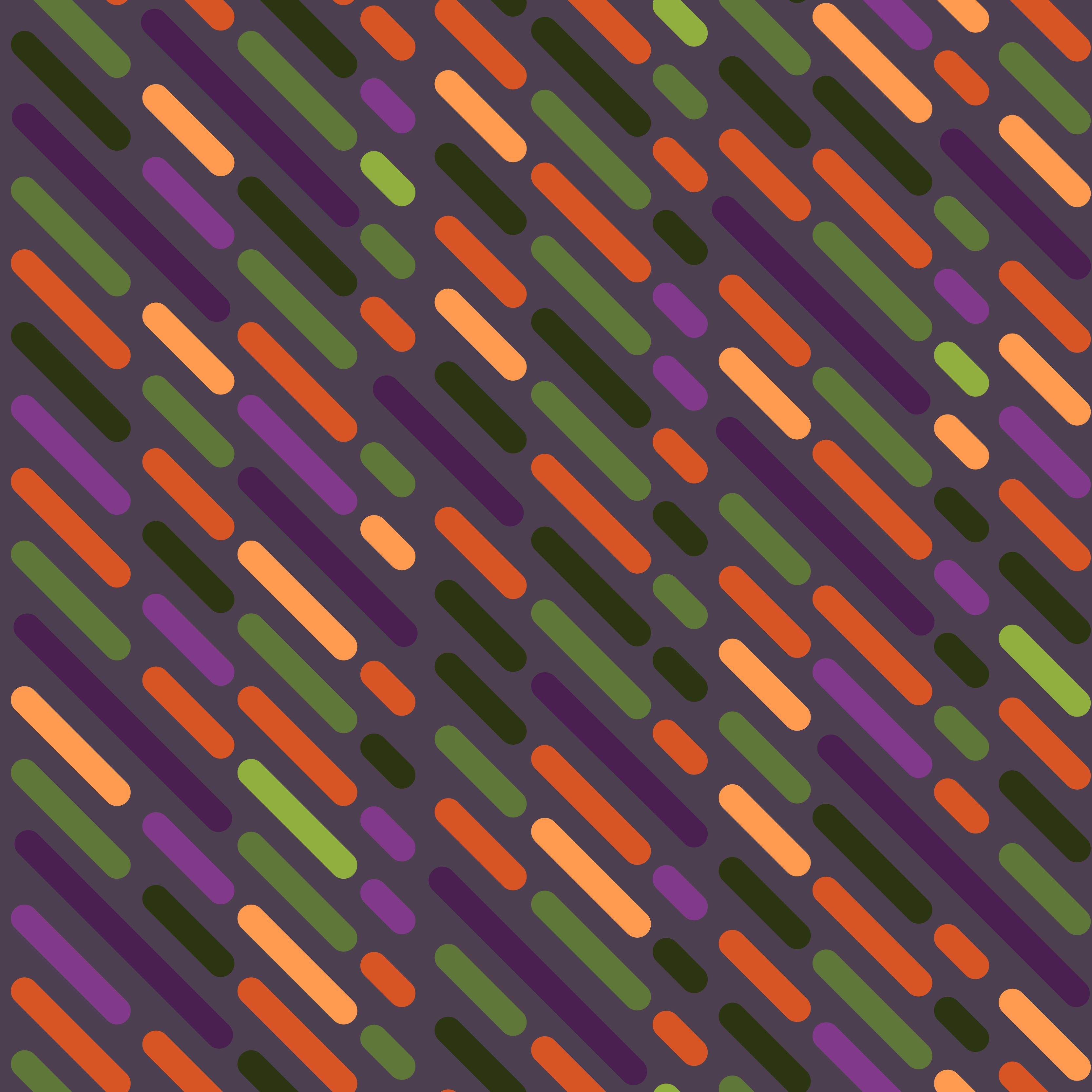 Seamless Vector Patterns Bundle example image 12