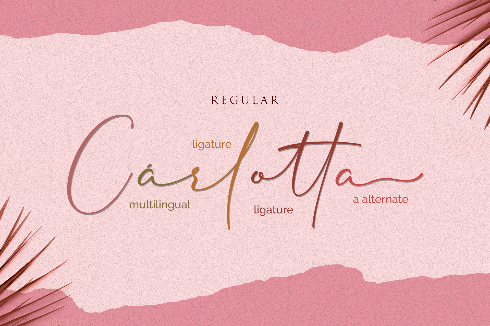 Cherolina-Lovely Elegant Script example image 14