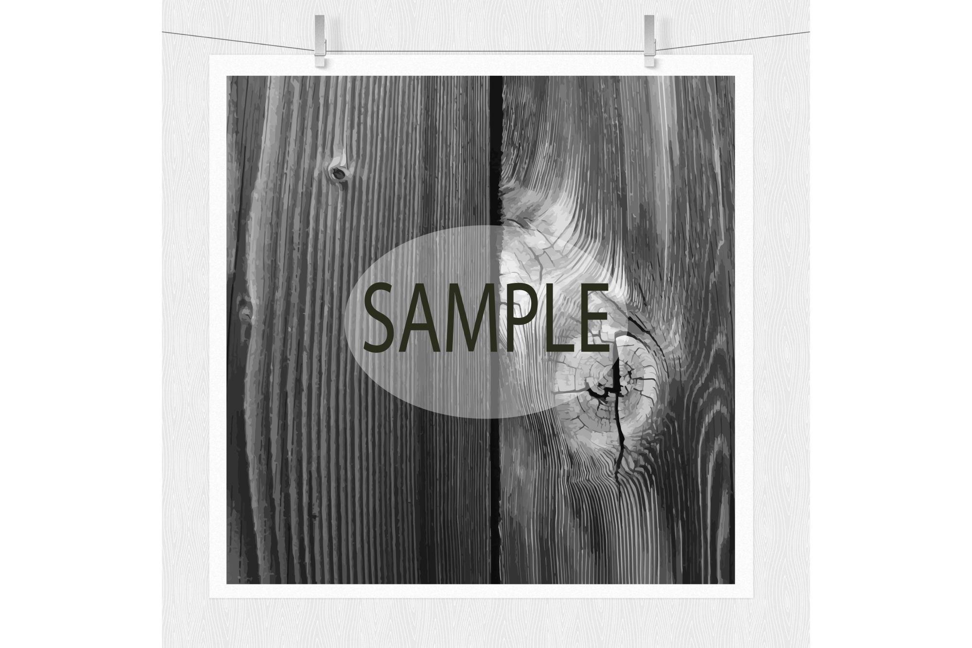 LumberJack Pattern Backgrounds, Digital Scrapbook Paper example image 5