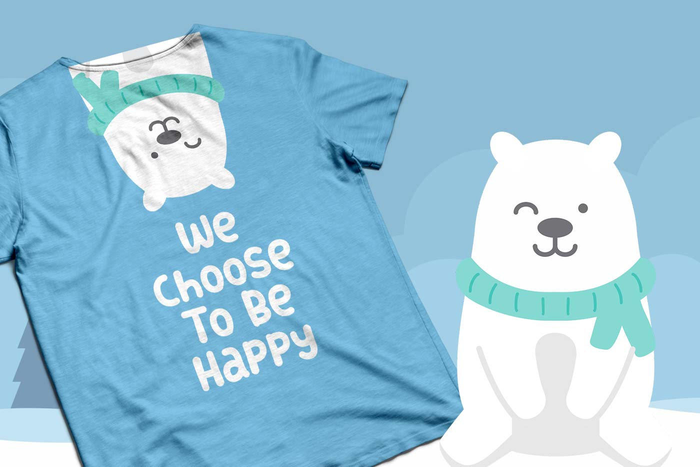 White Bear - Bold Cheerful Font example image 2