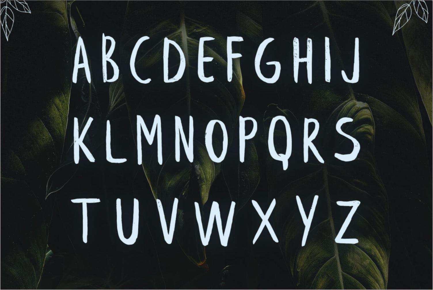 Leafy example image 2