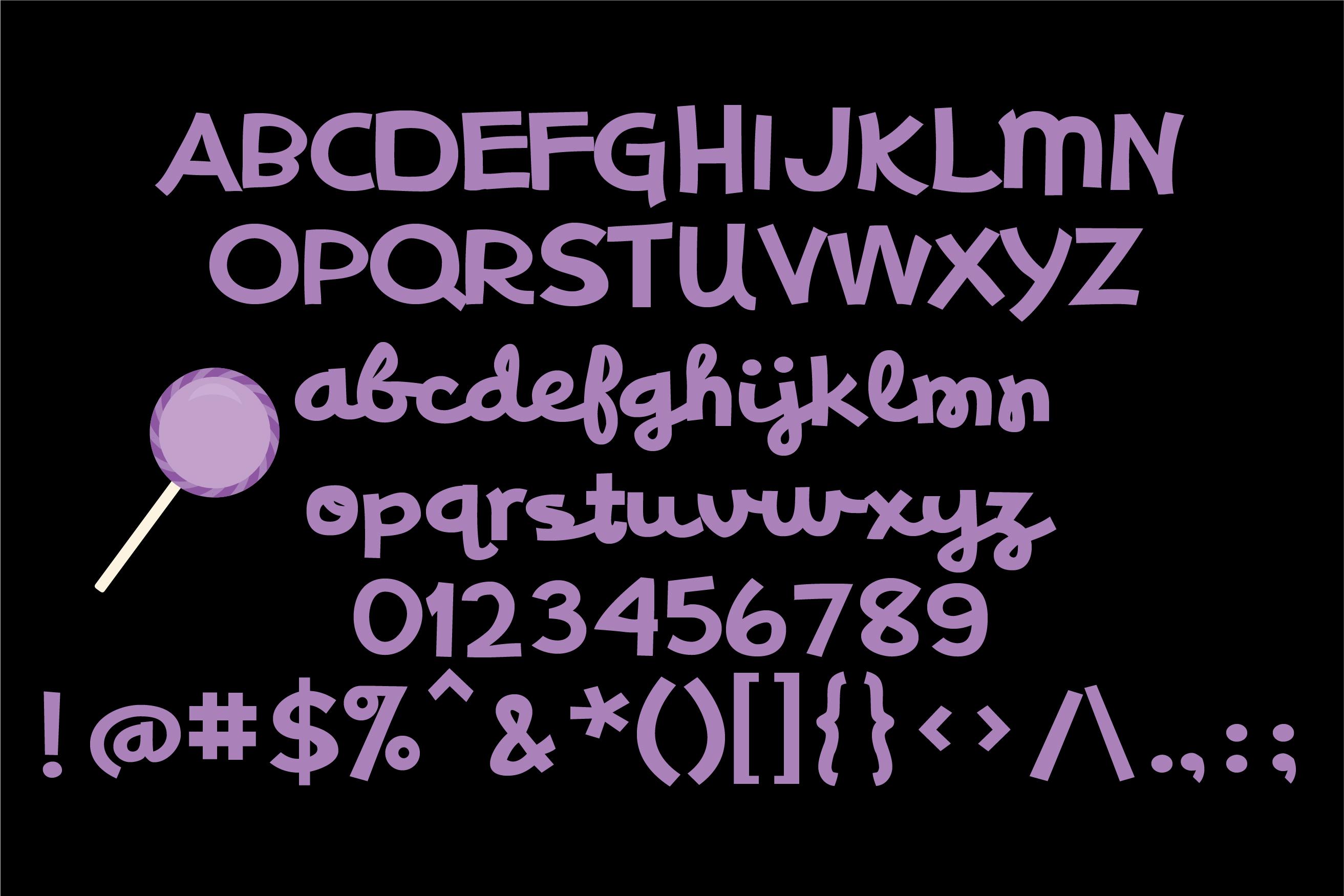 PN Phat Script Sheen Font Duo example image 7