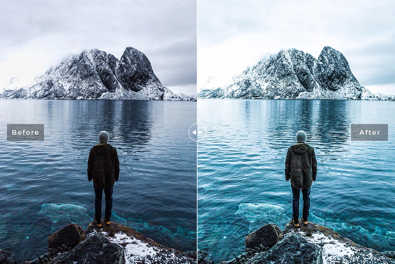 Norway Mobile & Desktop Lightroom Presets example image 6