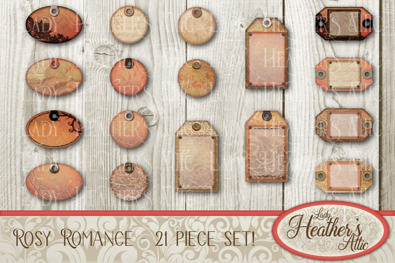 Rosy Romance - 21 Piece Bundle example image 3