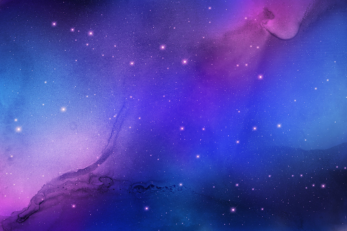 Nebula Ink Backgrounds example image 7