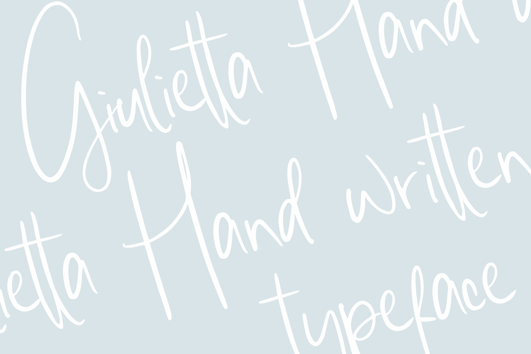 giulietta \ handwriting example image 2