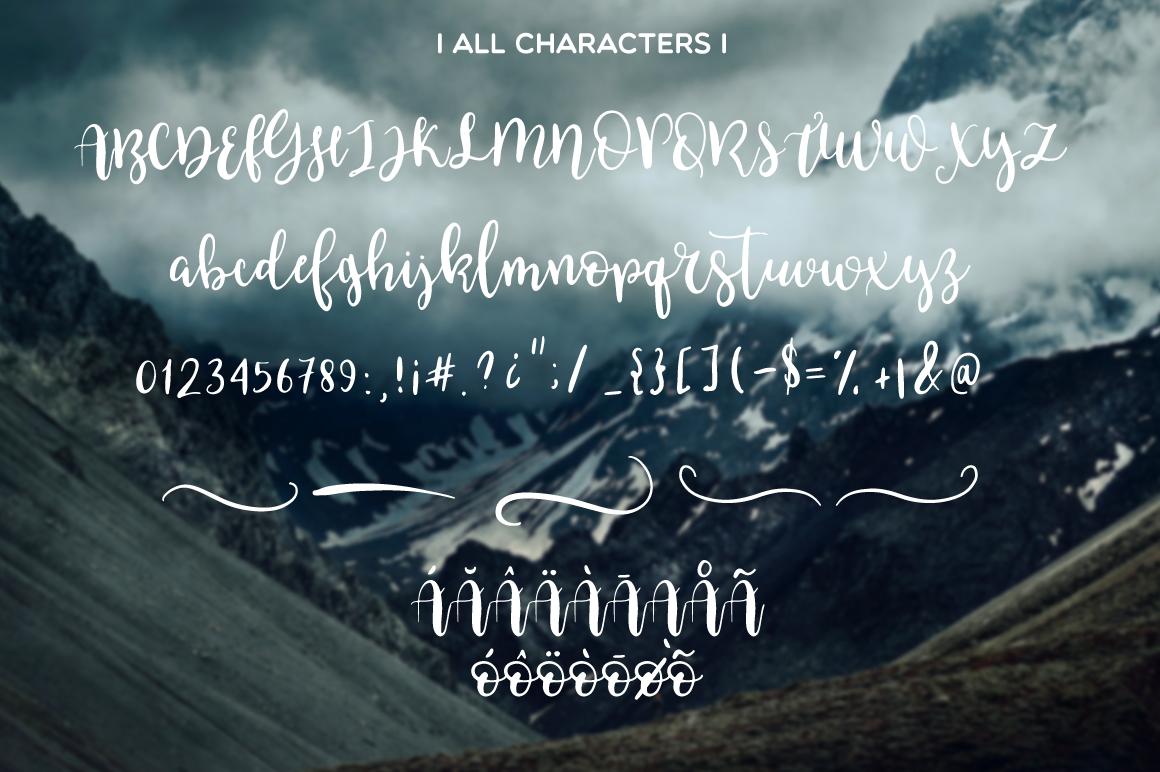 Fur Banhart Script example image 2