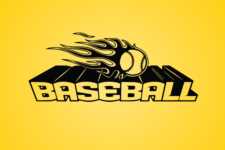 baseball svg, heart svg, baseball shirt, example image 1