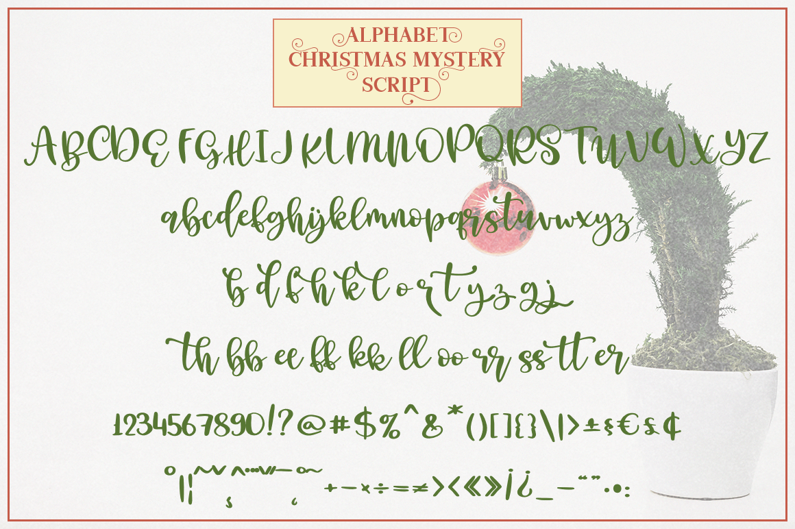 Christmas Mystery example image 10