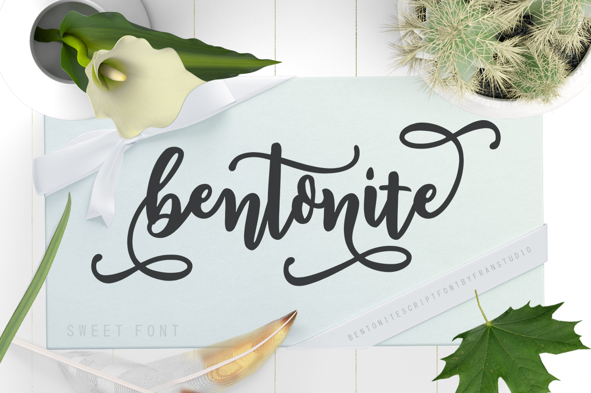 Bentonite Script example image 1