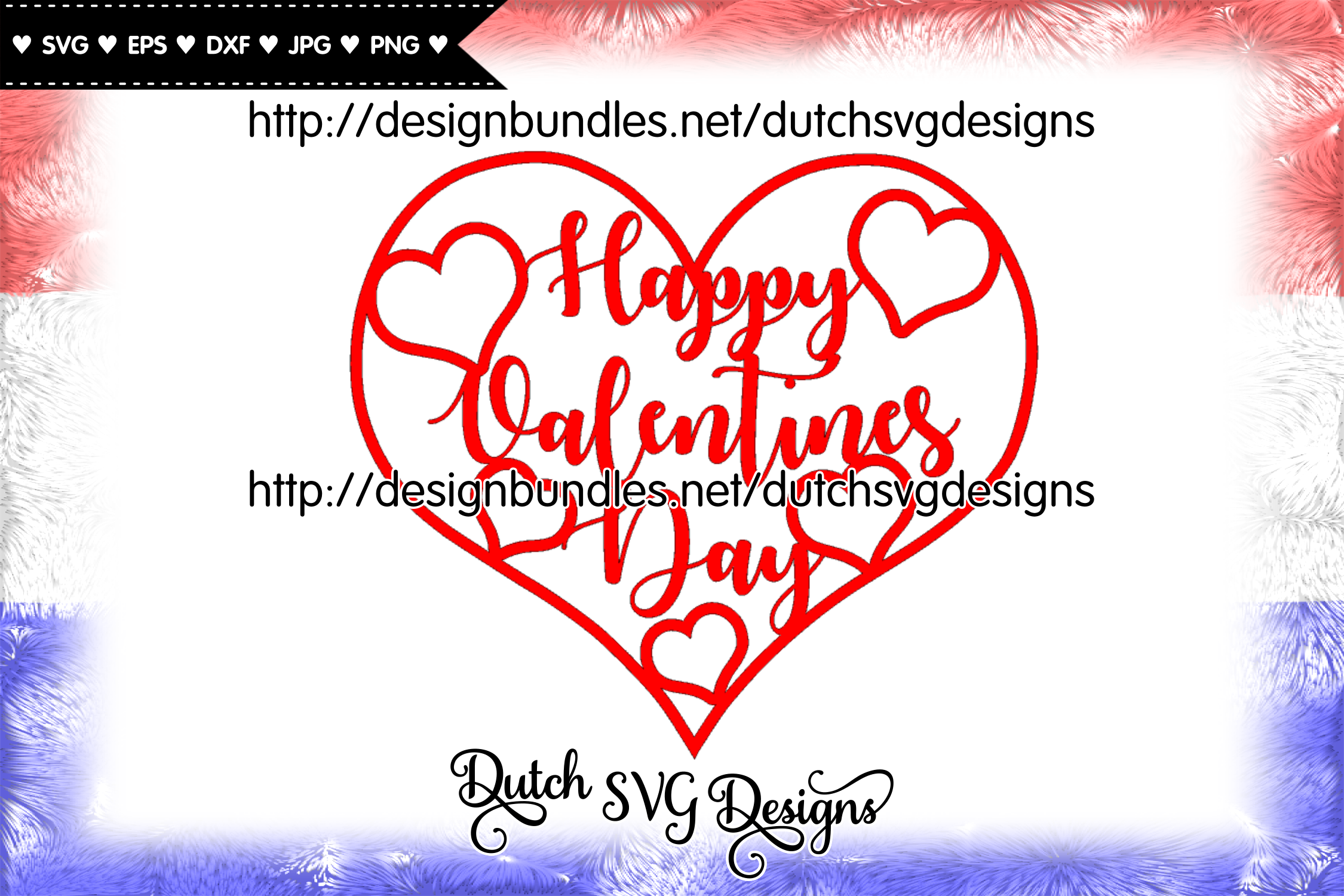 Happy Valentines Day cut file, valentine svg, heart svg example image 1