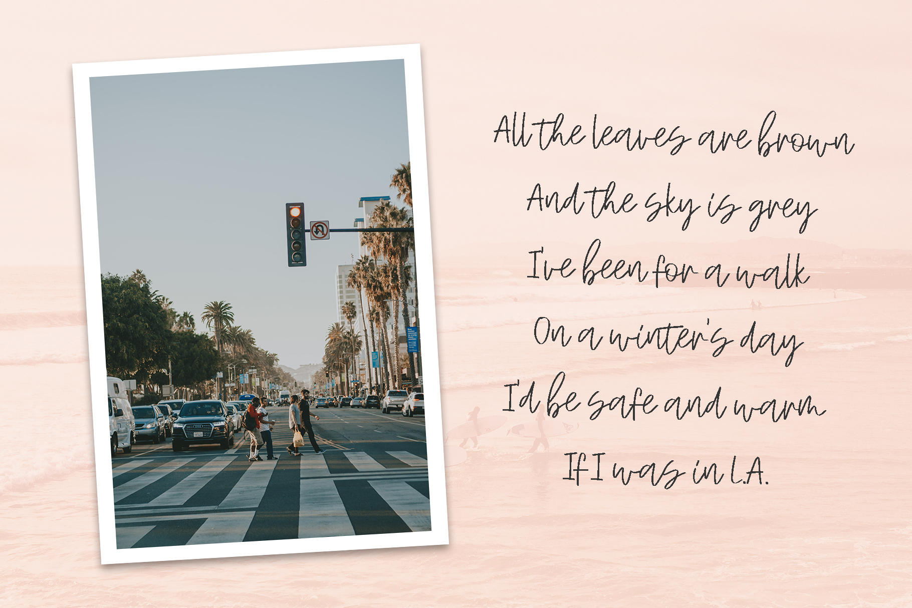 Peach Cream Latin & Cyrillic example image 4