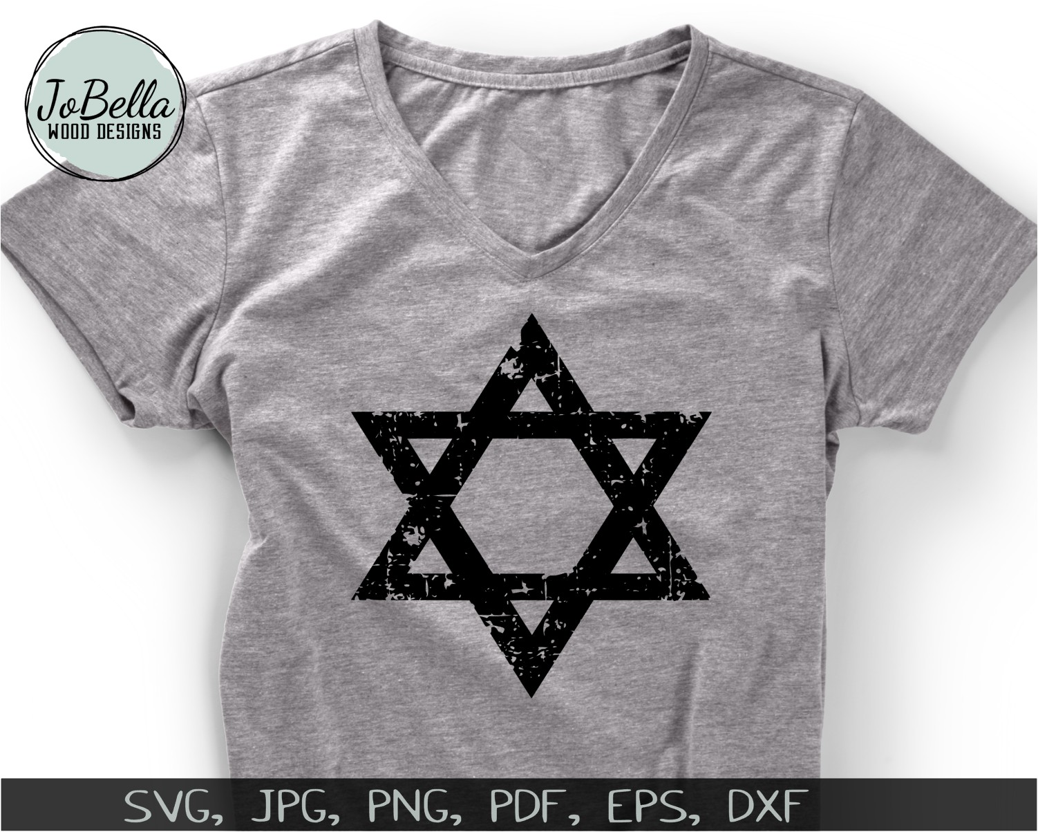 Jewish SVG Bundle, Sublimation PNGs and Printables example image 4
