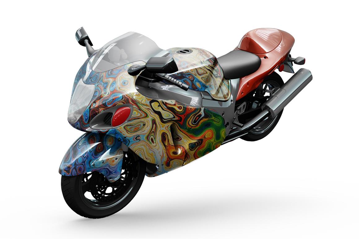 Motorcycle Mockup example image 16