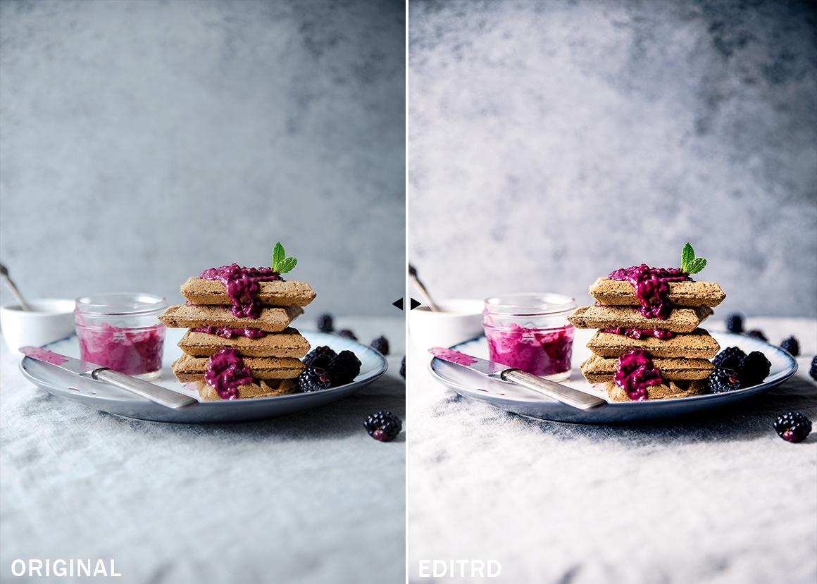 Food Blogger Lightroom Presets example image 4
