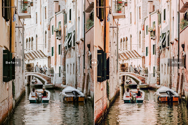 Venice Mobile & Desktop Lightroom Presets example image 6