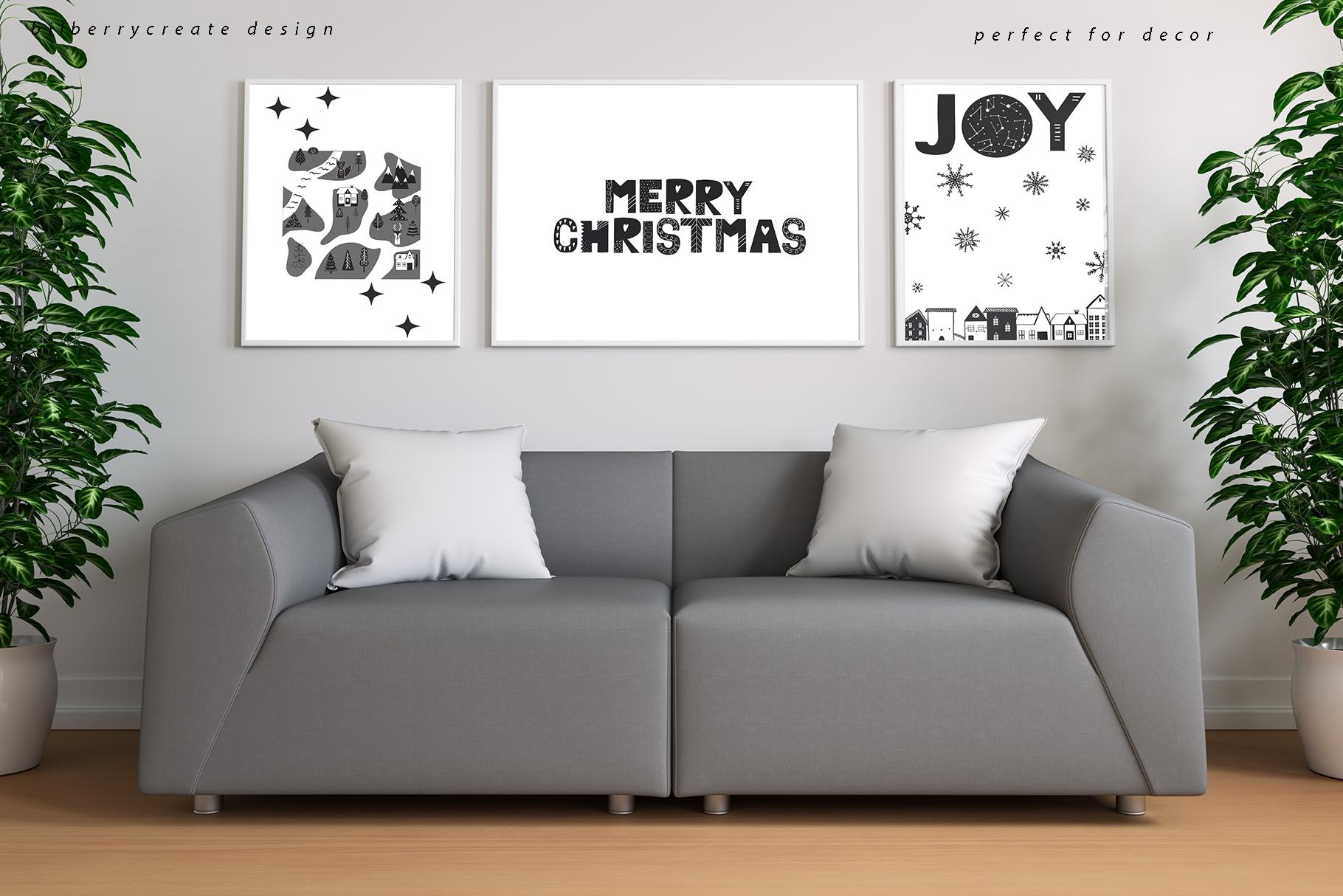 SCANDINAVIAN CHRISTMAS example image 24