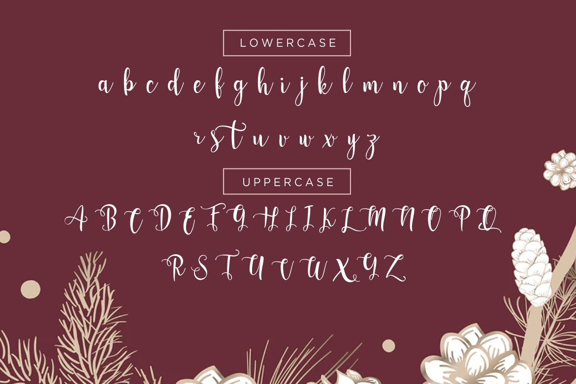 Sweet Lovely Font example image 8