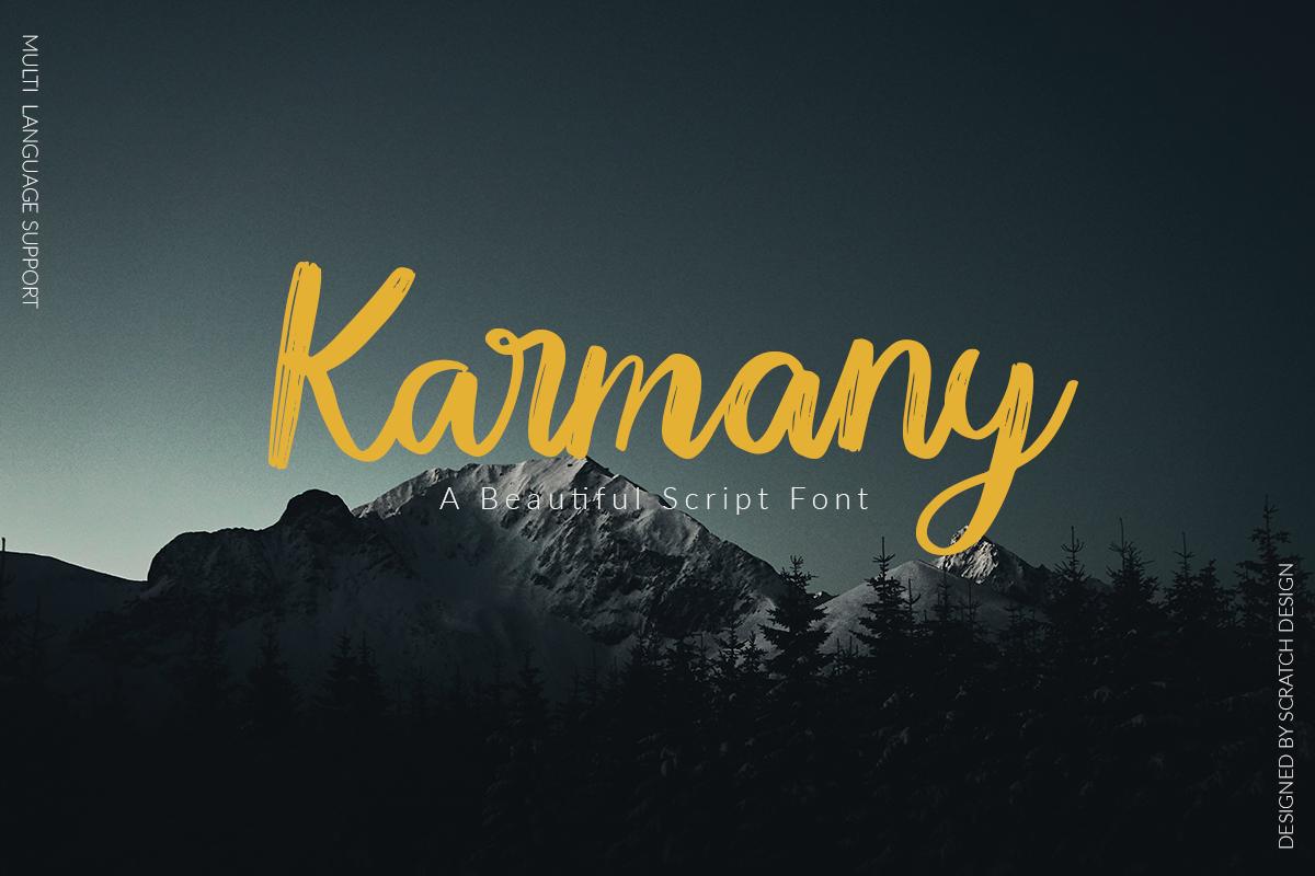 Karmany example image 1